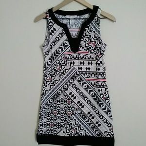 WHBM sleeves tunic dress Size XS